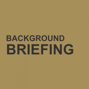 back briefing